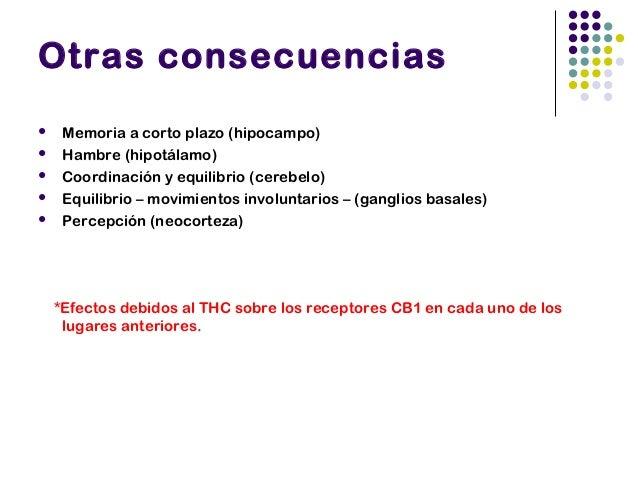RECEPTORESCANNABINOIDES   receptores cannabinoides tipo 1 (CB1)   receptores cannabinoide tipo 2 (CB2)