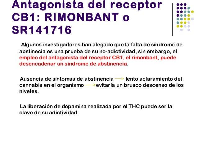 USOS FARMACEUTICOS DE DERIVADOS  DEL CANNABIS Y ANANDAMIDAMARINOL: Tratamiento de lasnauseasACIDO AJULÉMICO: Eficaz comoan...