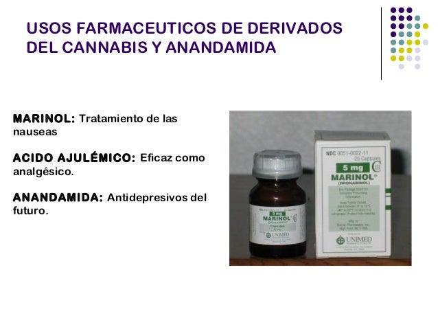 Drogas y neurotransmisores