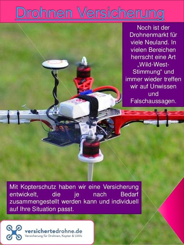 """Noch ist der Drohnenmarkt für viele Neuland. In vielen Bereichen herrscht eine Art """"Wild-West- Stimmung"""" und immer wieder ..."""