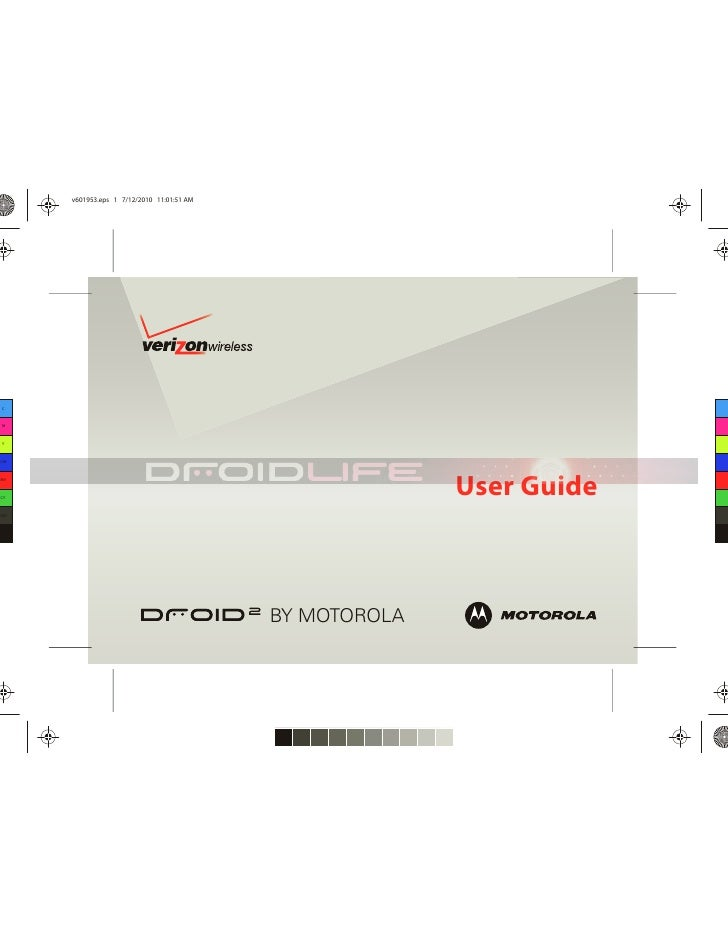 User Guide    BY MOTOROLA