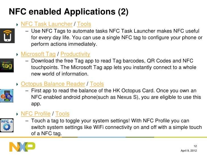 droidcon 2012: What's the Hack is NFC   , Hauke Meyn, NXP
