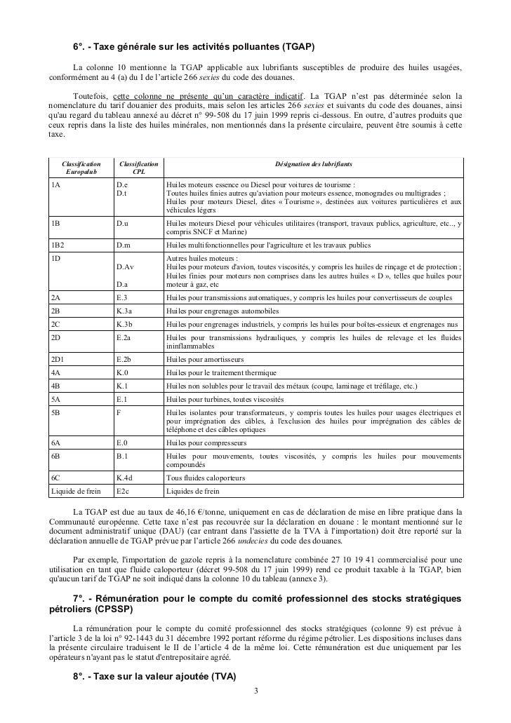 Droits taxes-produits-energie-juillet 2011 dgddi Slide 3