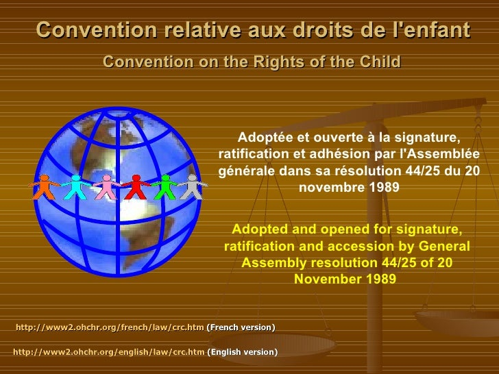 a role of the convention on the rights of the child crc The convention on the rights of the child convention3 the role of the family the crc recognizes the child as a rights-holder but at the same time fully.