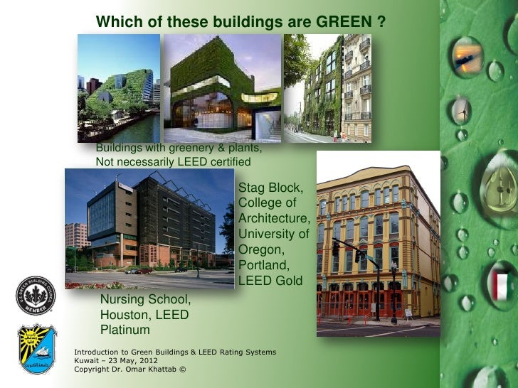 Dr Omar Khattab Kuwait Green Building Forum