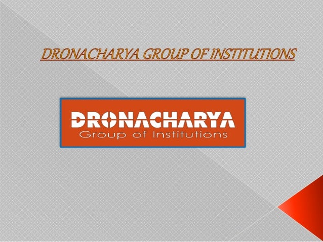  We, at Dronacharya College of Engineering, are absolutely committed to serve the society and improve the mode of life by...