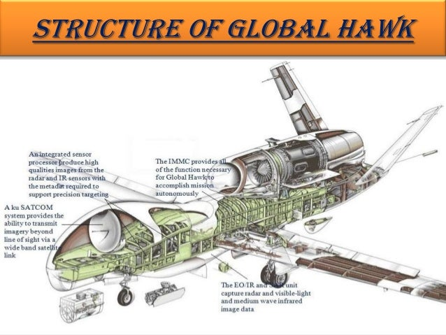 Structure Of Global Hawk