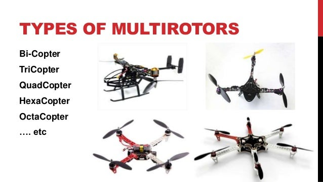 Drone101 Introduction To Multirotors