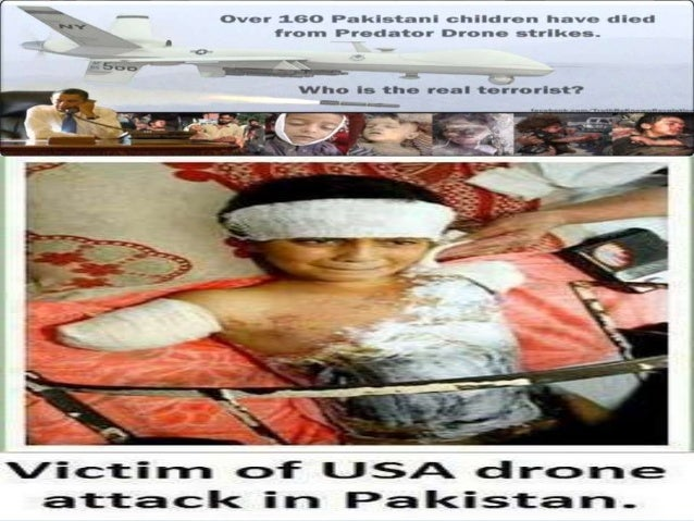 V J 42 Over 160 Pakistani Children Have Died Frorn Predator Drone Strikes