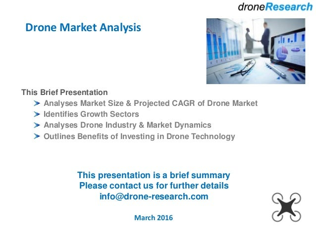 Global Drone Analytics Market Size, Share | Industry ...
