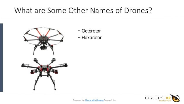 Ultimate History Of All Things Drones