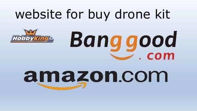 Drone tutorial