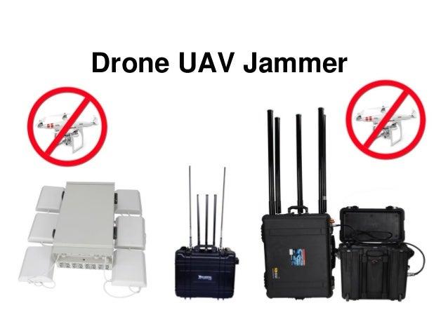 Drone UAV Jammer