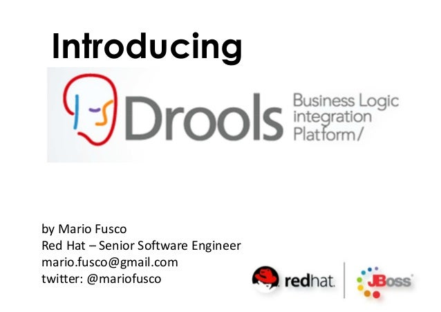 by Mario Fusco Red Hat – Senior Software Engineer mario.fusco@gmail.com twitter: @mariofusco Introducing