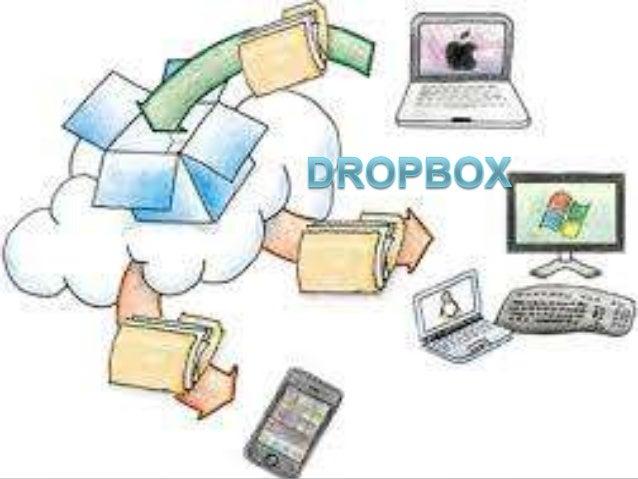 """O que é Dropbox?  Dropbox é um serviço para armazenamento e partilha de arquivos. É baseado no conceito de """"computação em..."""