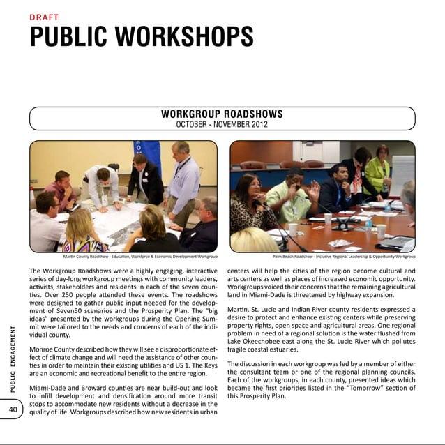 Publicengagement 42 Input gathering & public participation tools Word Clouds Keypad & online Polling Over twenty word clou...