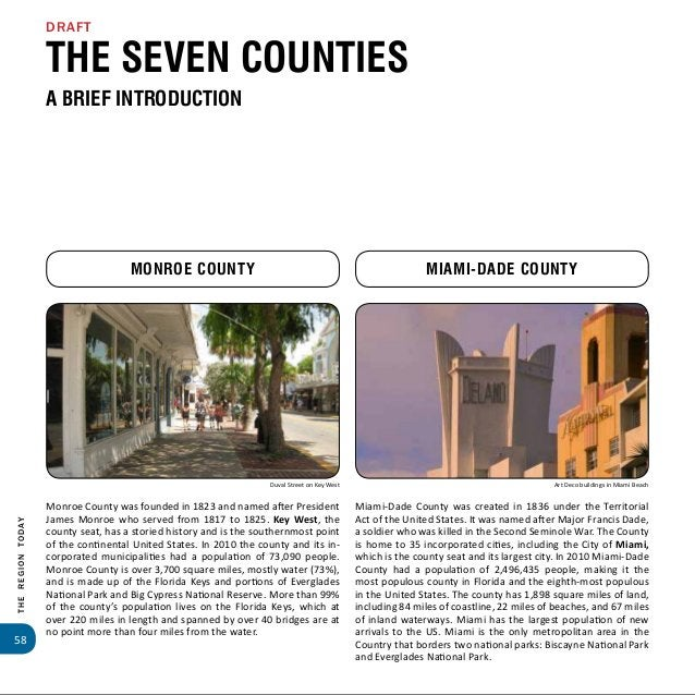 60 TheRegionToday Martin County was founded in 1925 and named for John W. Martin, Governor of Florida from 1925 to 1929. T...