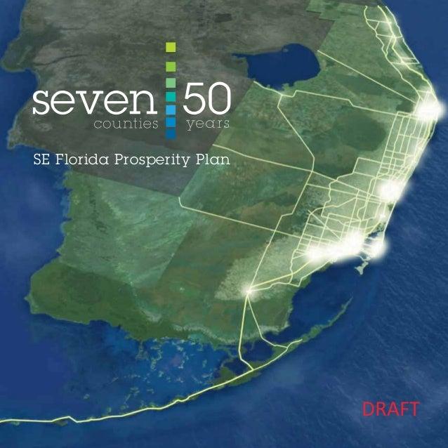 SE Florida Prosperity PlanSE Florida Prosperity Plan DRAFT