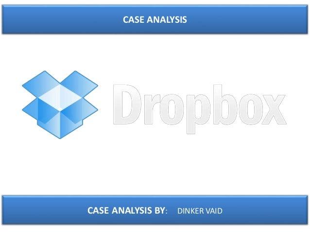 dropbox case analysis essay