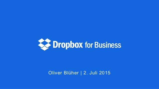 July 9, 2015 Oliver Blüher | 2. Juli 2015