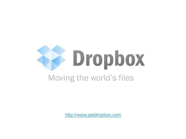 Dropbox: $15K VC investment turned into $16.8B. Dropbox's initial pitch deck