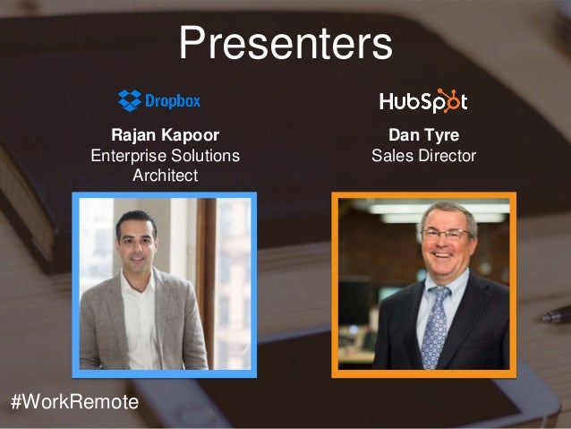 Webinar: How to Have Success With a Remote Workforce Slide 3