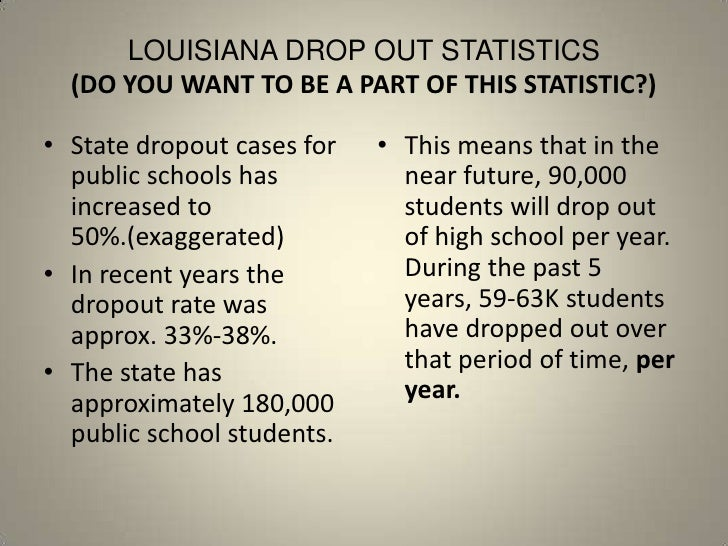 cause and effect why students dropout of school