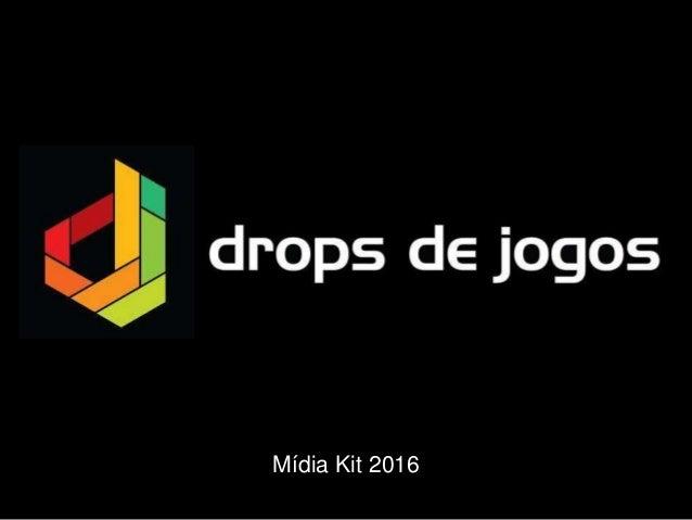 Mídia Kit 2016