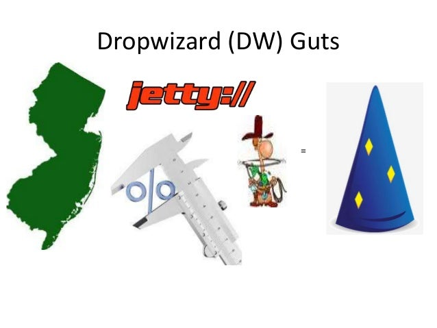 Dropwizard (DW) Guts =