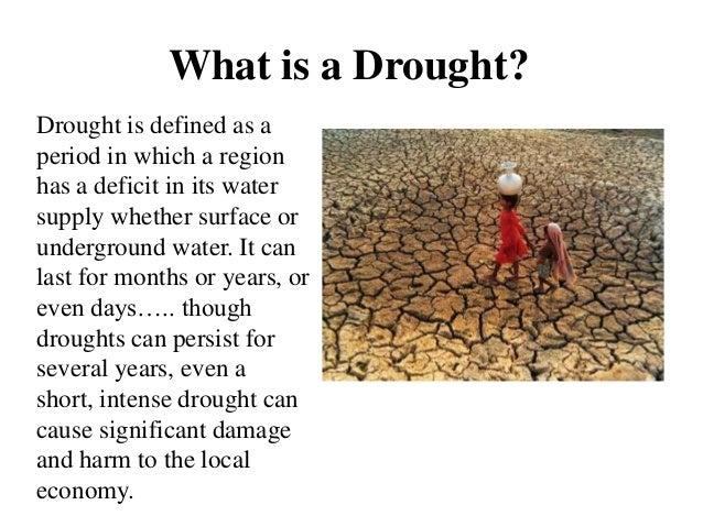 Drought Slide 2