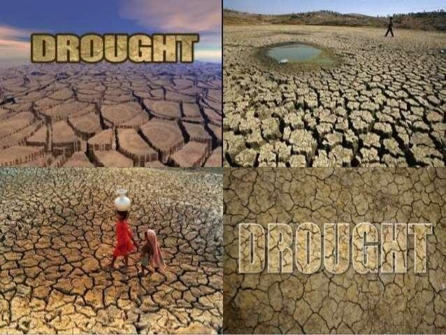 Drought management Slide 2