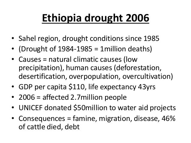 2011 East Africa drought