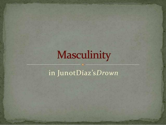 american dream in drown by junot diaz Juno diaz's drown 1 drownby junot diazpat murphy & iris foley 2 junot diaz• born in the dominican republic living the american dream.