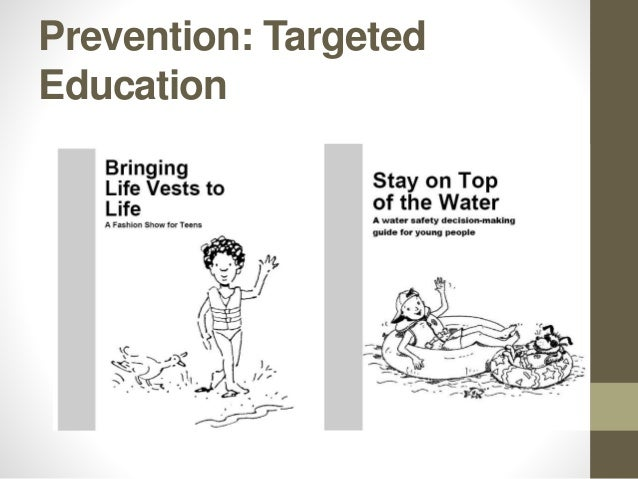 Prevention: Targeted Education