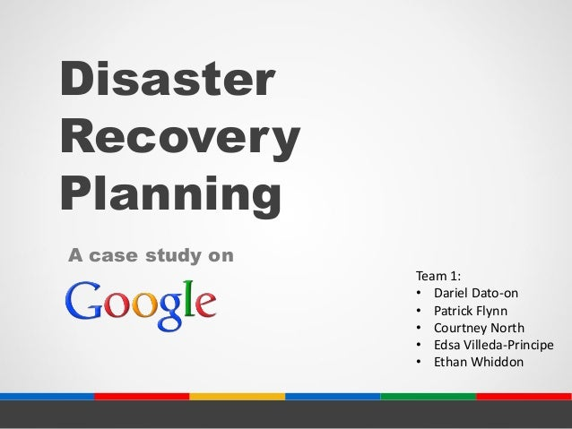 Case study we googled you