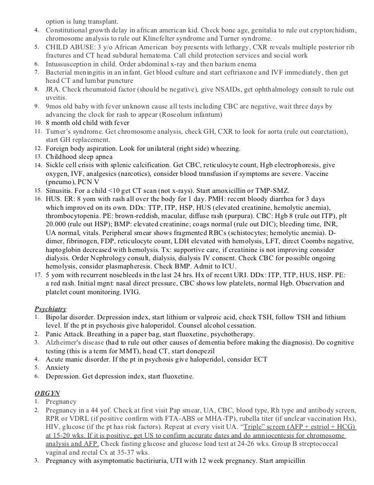 Meningitis essay
