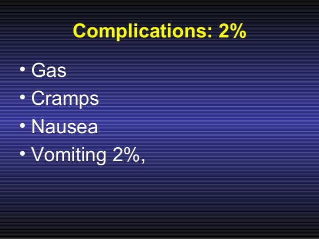 Dr R Mini Gastric Bypass Complications 2