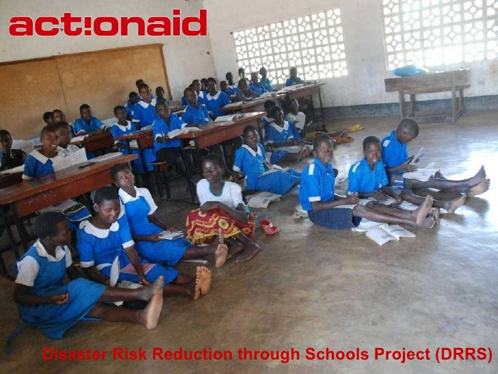 Disaster Risk Reduction through Schools Project (DRRS)