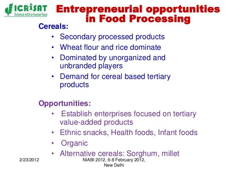 February  New Delhi  Entrepreneurial Opportunities