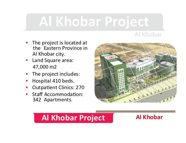 Dr S Al Habib Projects Final