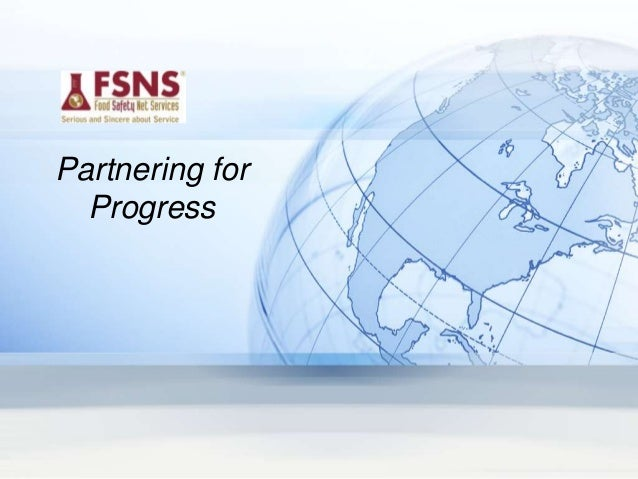 Partnering for Progress
