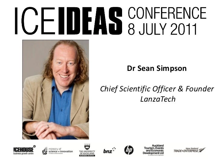 Dr Sean SimpsonChief Scientific Officer & Founder            LanzaTech