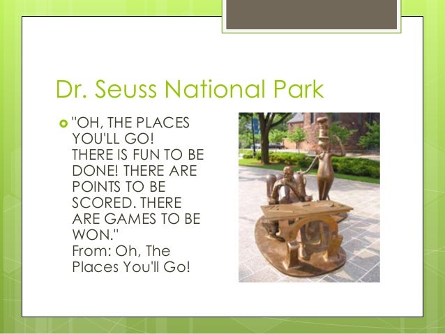 a review of oh the places youll go a childrens book by dr seuss Oh the places youll go by seuss, dr seuss, dr seuss available in hardcover on powellscom, also read synopsis and reviews in this joyous ode to life, dr seuss addresses graduates of all ages from nursery school to geisel published his first children's book.