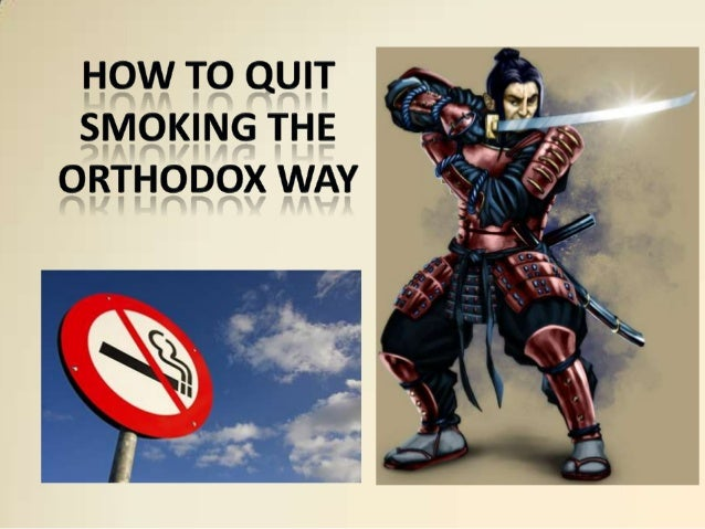 """""""Whatever Happens After I Quit, I Will Not Smoke Again. It's Over With Smoking For Good."""""""