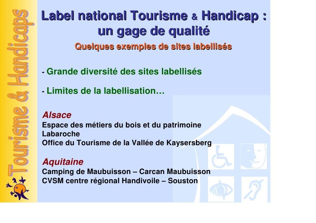 Label tourisme et handicap - Carcans maubuisson office de tourisme ...