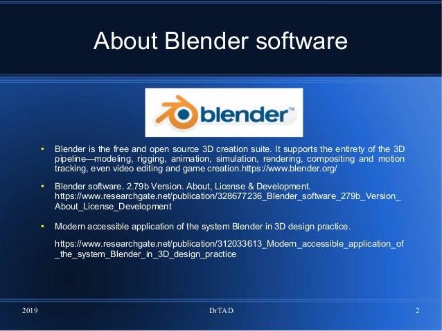 DrTAD Blender software  Vertex Paint & Render  Tutorial / 2 Examples:…