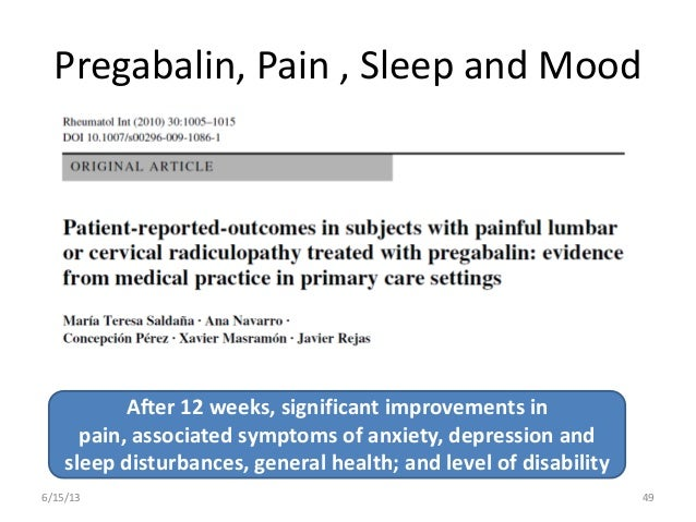central post stroke pain pregabalin for anxiety