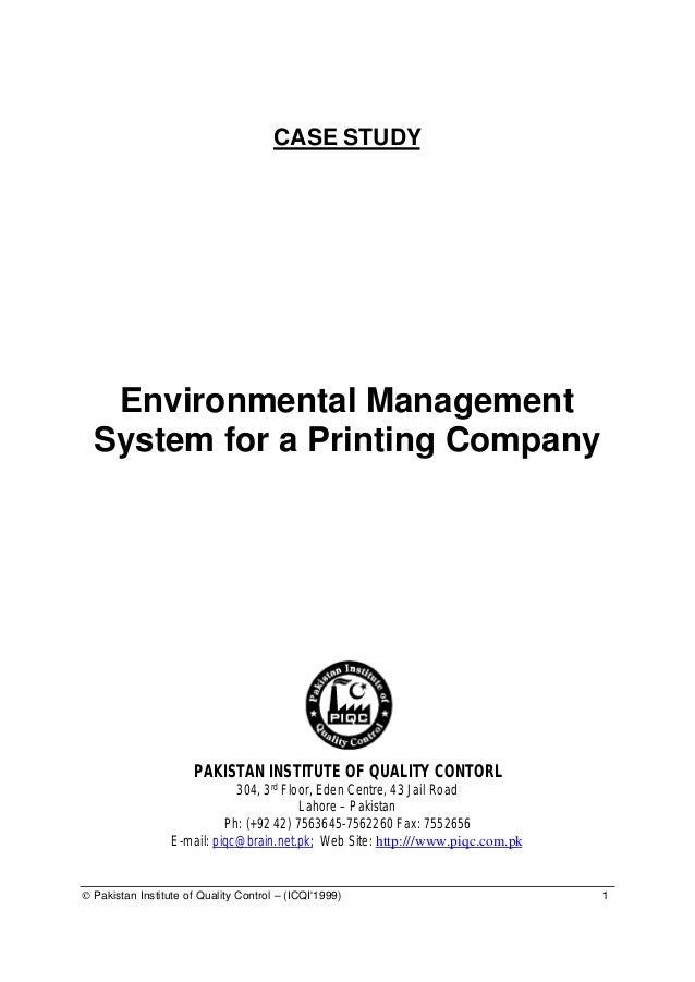 Rendell Company - Management Control System Case Study