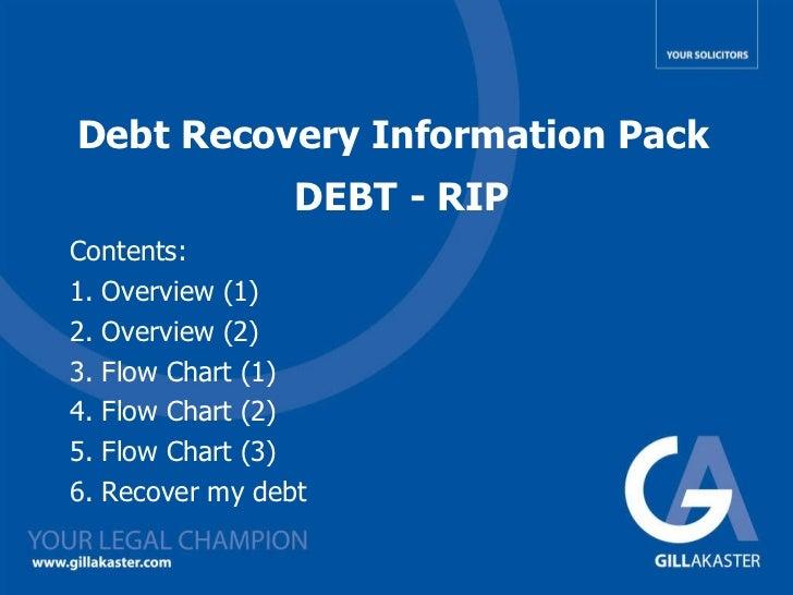 Debt Management Systems