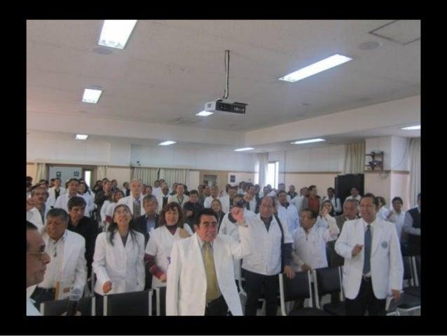 Dra. María del Carmen Gastañaga Ruiz Médico del Instituto Nacional de Salud (INS)  Especialista en Medicina Ambiental y Oc...